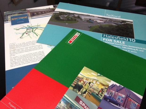 Folders & leaflets